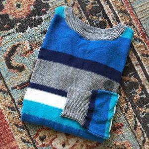 Pre loved 💙 Volcom boys sweater sz MEDIUM